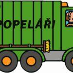 Vývoz bioodpadu a komunálního odpadu