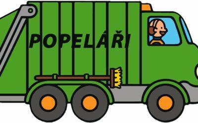 Termíny odvozu komunálního odpadu v letním období 2020